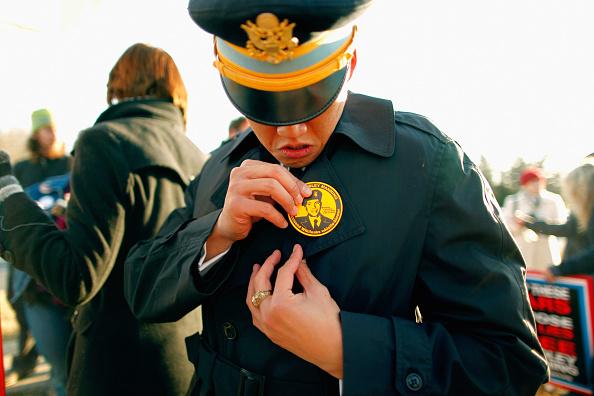 Daniel Gi「Article 32 Military Hearing Held For Bradley Manning At Fort Meade」:写真・画像(1)[壁紙.com]