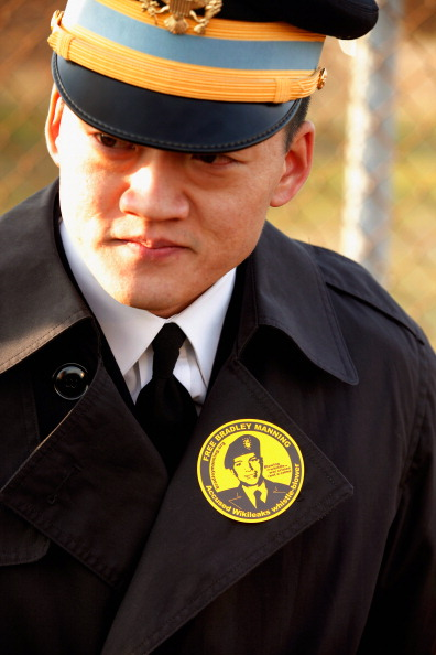 Daniel Gi「Article 32 Military Hearing Held For Bradley Manning At Fort Meade」:写真・画像(12)[壁紙.com]