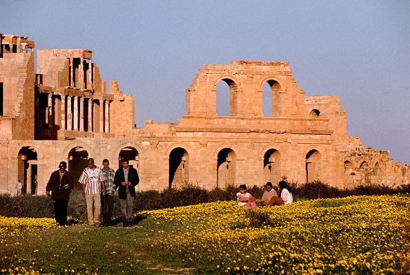 Arch - Architectural Feature「Libya's Mediterranean Archeological Treasures」:写真・画像(19)[壁紙.com]