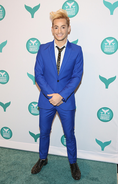 Studded「8th Annual Shorty Awards Red Carpet And Awards Ceremony」:写真・画像(12)[壁紙.com]