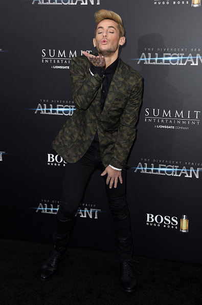 """Black Jeans「""""Allegiant"""" New York Premiere - Inside Arrivals」:写真・画像(16)[壁紙.com]"""