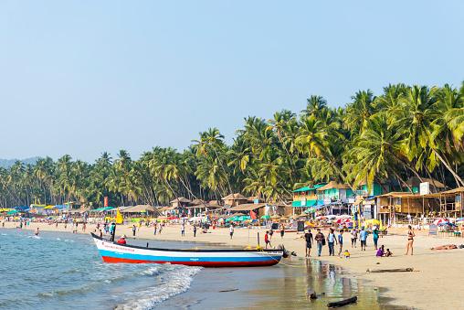 Archaeology「Beach in Goa, India」:スマホ壁紙(12)