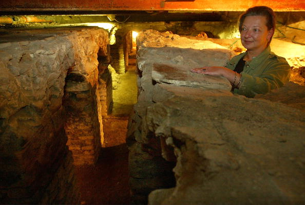 Gift Shop「Bathhouse Dating To Time Of Christ Found In Nazareth」:写真・画像(11)[壁紙.com]