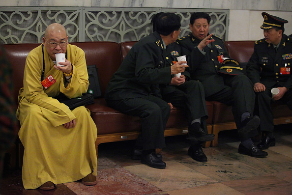 Buddhism「The Fourth Plenary Session Of The National People's Congress (NPC)」:写真・画像(11)[壁紙.com]