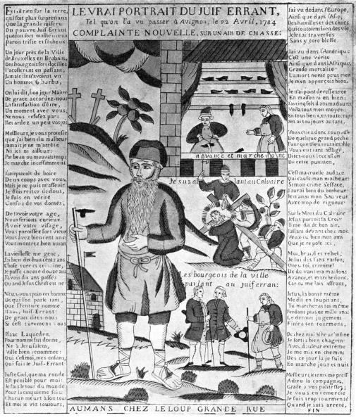 Prejudice「The Wandering Jew - illustrated song」:写真・画像(11)[壁紙.com]