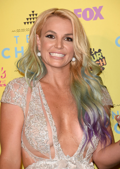 Green Hair「Teen Choice Awards 2015 - Press Room」:写真・画像(8)[壁紙.com]