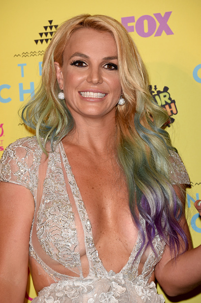 Britney Spears「Teen Choice Awards 2015 - Press Room」:写真・画像(12)[壁紙.com]
