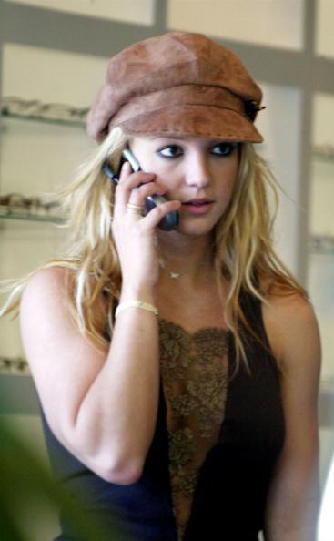 Wireless Technology「Britney Spears Shops On Melrose Avenue」:写真・画像(7)[壁紙.com]