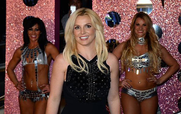 ラスベガス「Britney Spears Welcome Ceremony At Planet Hollywood Resort & Casino」:写真・画像(13)[壁紙.com]
