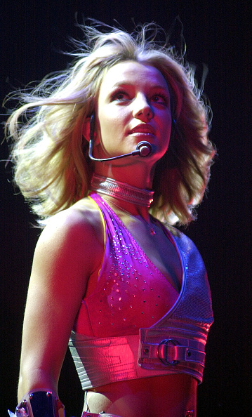 Bill Greenblatt「Britney Spears concert at Riverport Amphitheater」:写真・画像(11)[壁紙.com]