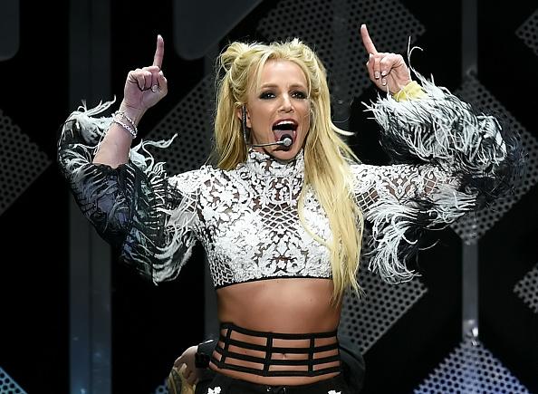 Britney Spears「102.7 KIIS FM's Jingle Ball - Show」:写真・画像(19)[壁紙.com]