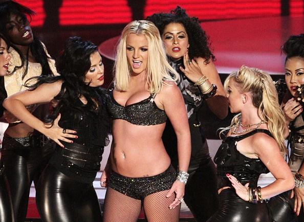 Britney Spears「2007 MTV Video Music Awards - Show」:写真・画像(4)[壁紙.com]