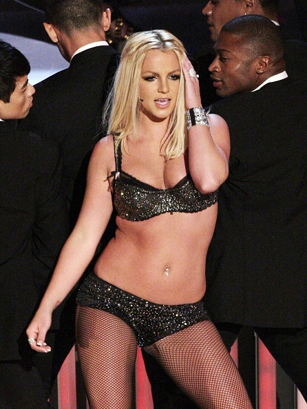 Britney Spears「2007 MTV Video Music Awards - Show」:写真・画像(18)[壁紙.com]