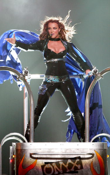 The Human Body「Showtime Presents Britney Spears Live In Miami」:写真・画像(19)[壁紙.com]