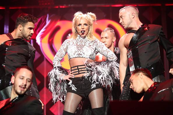 Britney Spears「102.7 KIIS FM's Jingle Ball - Show」:写真・画像(1)[壁紙.com]