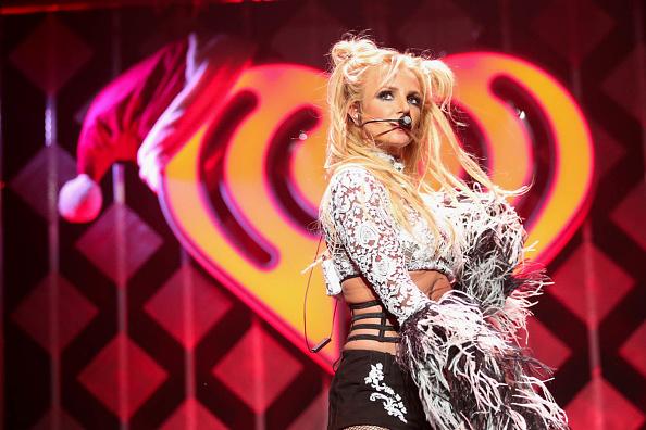 Britney Spears「102.7 KIIS FM's Jingle Ball - Show」:写真・画像(5)[壁紙.com]