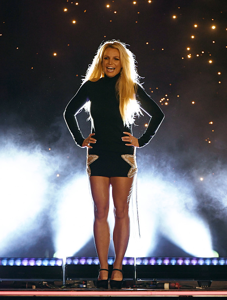Britney Spears「Britney Spears Announces New Las Vegas Residency At Park Theater」:写真・画像(4)[壁紙.com]