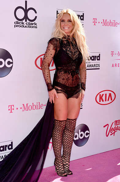 Britney Spears「2016 Billboard Music Awards - Arrivals」:写真・画像(3)[壁紙.com]