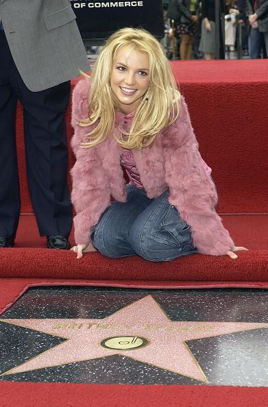Walk Of Fame「Britney Spears Receives A Star On The Walk of Fame」:写真・画像(18)[壁紙.com]