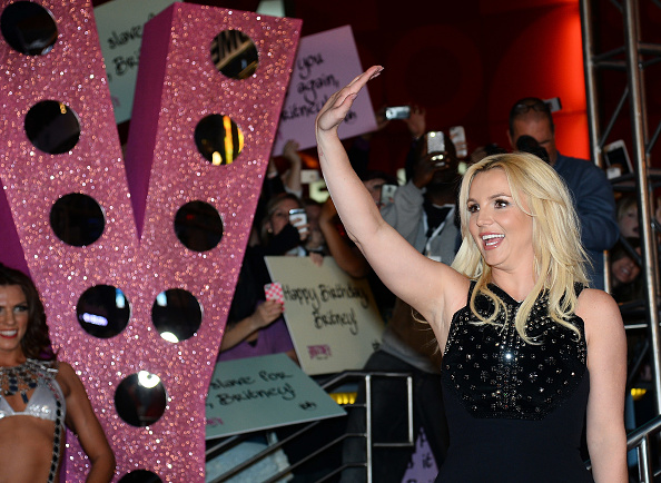New「Britney Spears Welcome Ceremony At Planet Hollywood Resort & Casino」:写真・画像(12)[壁紙.com]