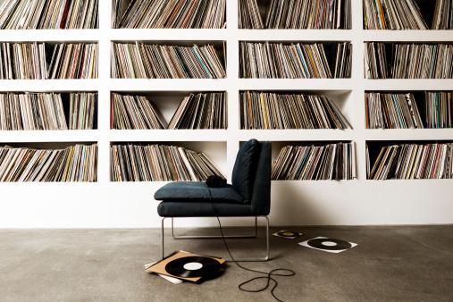 Collection「Vinyl Records」:スマホ壁紙(6)