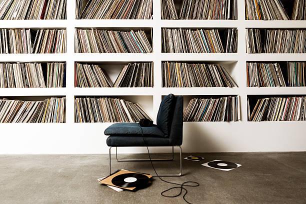 Vinyl Records:スマホ壁紙(壁紙.com)