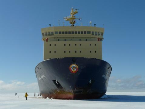 Ice-breaker「Antarctica」:スマホ壁紙(19)