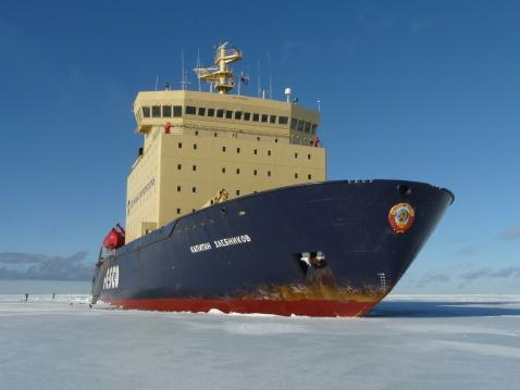 Ice-breaker「Antarctica」:スマホ壁紙(18)