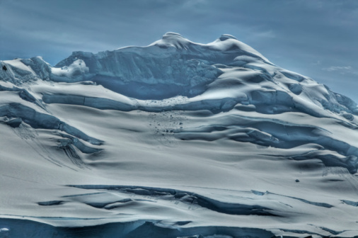 Snowdrift「Antarctica, Patagonia Bay, Ice Cliffs」:スマホ壁紙(6)