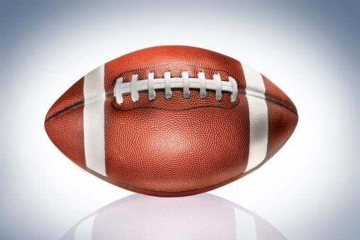 Mid-Atlantic - USA「football on white」:スマホ壁紙(3)