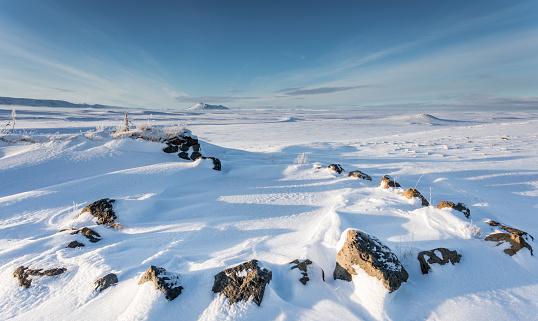 North Iceland「View Towards Eilifur Mountain - North Iceland」:スマホ壁紙(15)