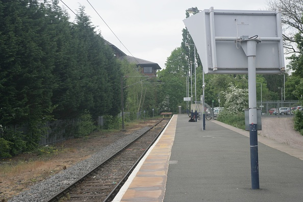 Selective Focus「View towards the buffer stops at St Albans Abbey station」:写真・画像(13)[壁紙.com]
