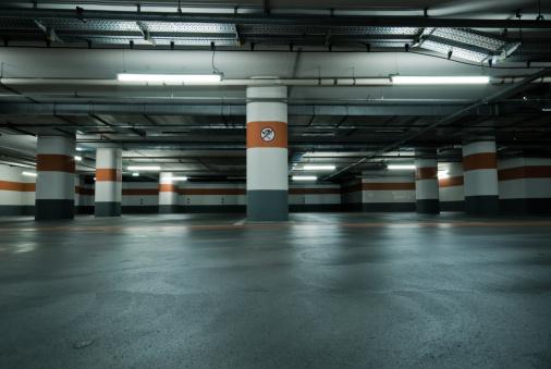 Parking Lot「Parking」:スマホ壁紙(7)