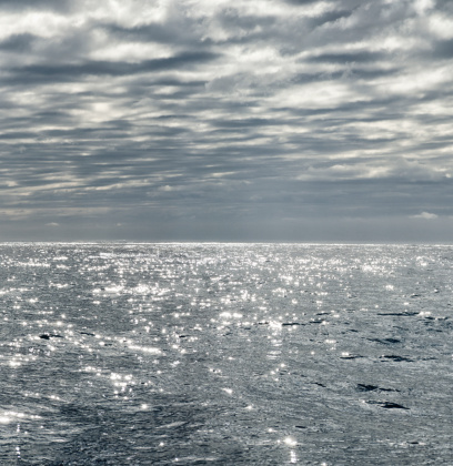 Water Surface「Sea and sky, Iceland」:スマホ壁紙(10)