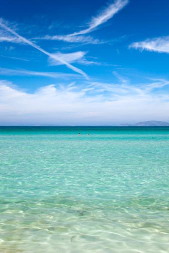 Resort「Sea and sky」:スマホ壁紙(8)