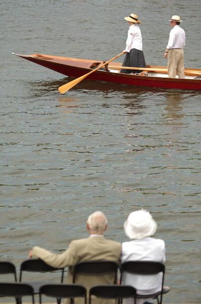 ヘンリーロイヤルレガッタ「Henley Royal Regatta - A Highlight Of The English Social Season」:写真・画像(2)[壁紙.com]