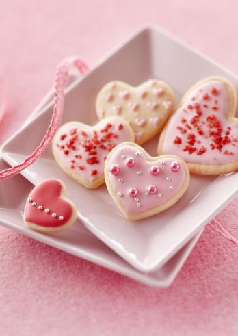Cookie「Heart-shaped cookies」:スマホ壁紙(17)