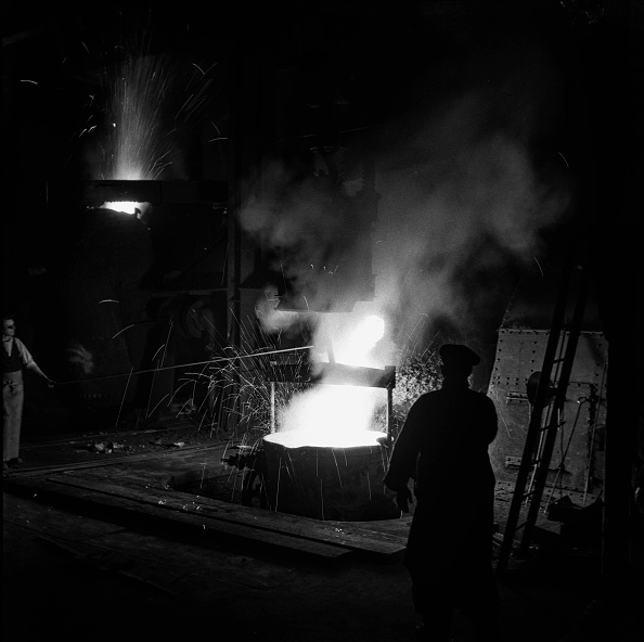 Molten「Wartime Steel Industry」:写真・画像(16)[壁紙.com]
