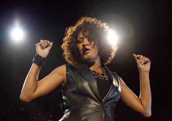 女性歌手「Whitney Houston In Concert」:写真・画像(17)[壁紙.com]