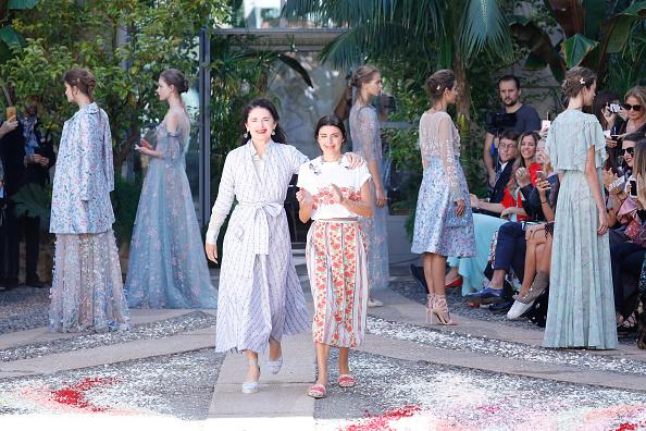 Luisa Beccaria - Designer Label「Luisa Beccaria - Runway - Milan Fashion Week Spring/Summer 2018」:写真・画像(1)[壁紙.com]