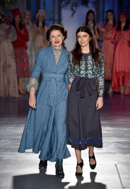 Luisa Beccaria - Runway: Milan Fashion Week Autumn/Winter 2019/20:ニュース(壁紙.com)