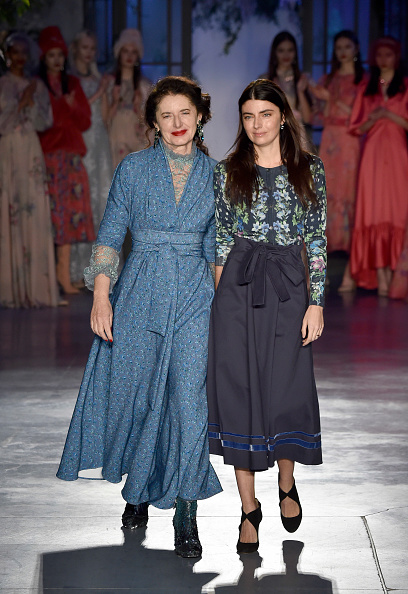 Luisa Beccaria - Designer Label「Luisa Beccaria - Runway: Milan Fashion Week Autumn/Winter 2019/20」:写真・画像(0)[壁紙.com]