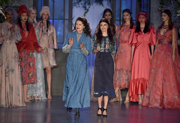 Luisa Beccaria - Designer Label「Luisa Beccaria - Runway: Milan Fashion Week Autumn/Winter 2019/20」:写真・画像(2)[壁紙.com]