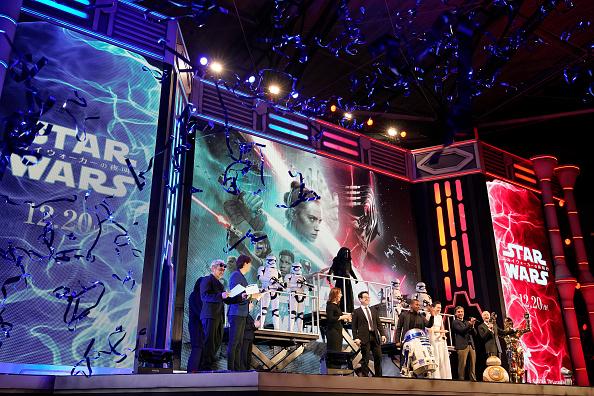 スター・ウォーズ・シリーズ「'Star Wars: The Rise of Skywalker' Special Red Carpet Fan Event In Tokyo」:写真・画像(3)[壁紙.com]