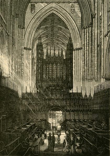 York - Yorkshire「Choir Of York Minster」:写真・画像(14)[壁紙.com]