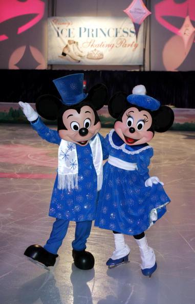 ミニーマウス「Disney's Premiere Of The 'Ice Princess' - After Party」:写真・画像(6)[壁紙.com]
