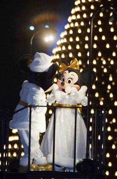 ミニーマウス「DisneySea Tokyo begins its Christmas festivities」:写真・画像(11)[壁紙.com]