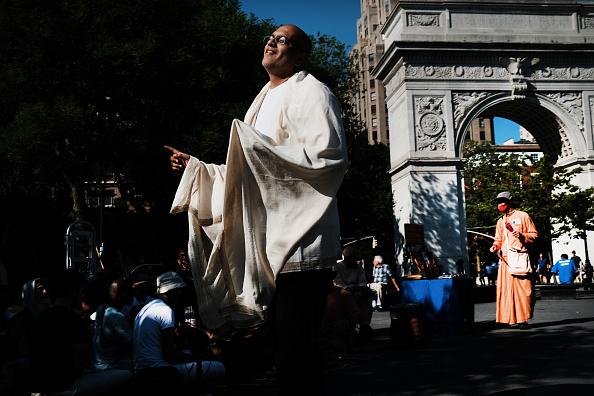 Heat - Temperature「Popular New York City Park Faces Curfew Due To Growing Crowds」:写真・画像(0)[壁紙.com]