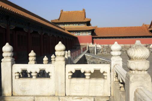Alabaster「Carved alabaster railings in Forbidden City」:スマホ壁紙(15)
