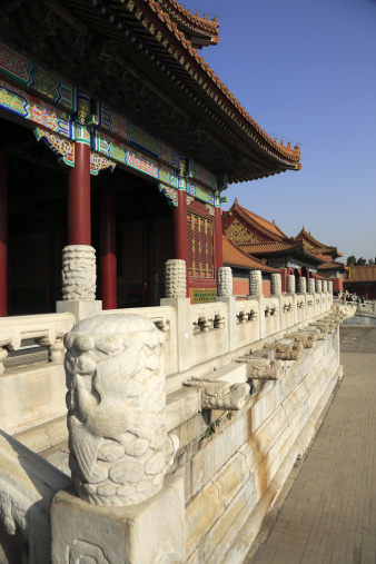 Alabaster「Carved alabaster railings in Forbidden City」:スマホ壁紙(7)